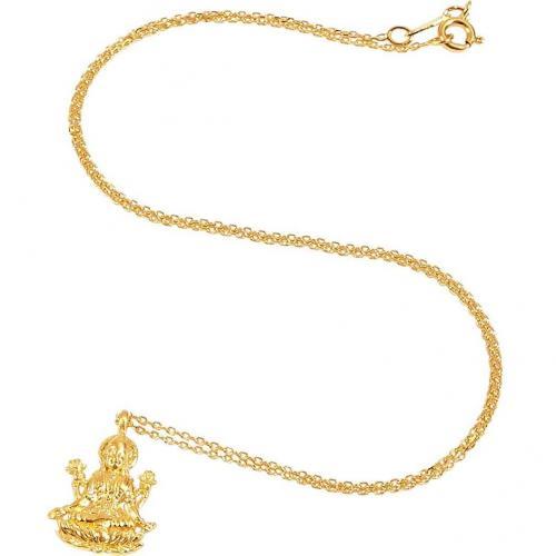 Satya Gold Lakshmi Halskette Destiny