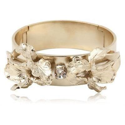 Stefano de Lellis 24 Kt vergoldetes Irisarmband