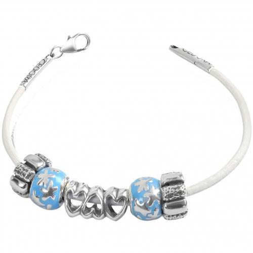 Tedora Baby Bow Armband aus Silber