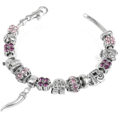 Tedora La Scaramanzia Armband aus Sterling Silber