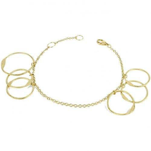 Torrini Milly Armband aus 18k Gelbgold