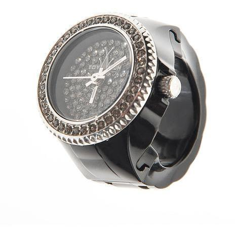 Toywatch ToyRing Black