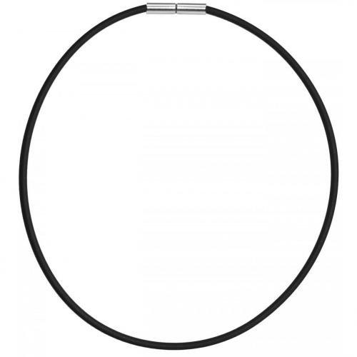 trendor Kautschukschnur mit Bajonettverschluss