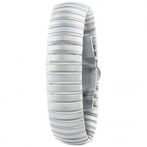 Ultimate Ceramic Armband weiß breit