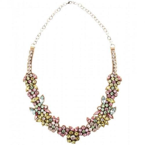 Valentino Halskette mit Kristallen