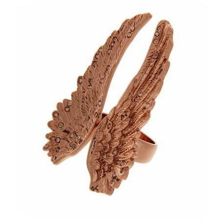 Wildfox Wings Ring Rose