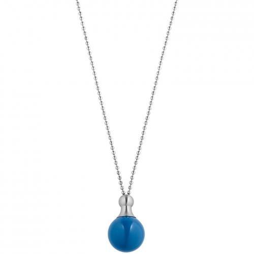 Xen Damen-Halskette Blau