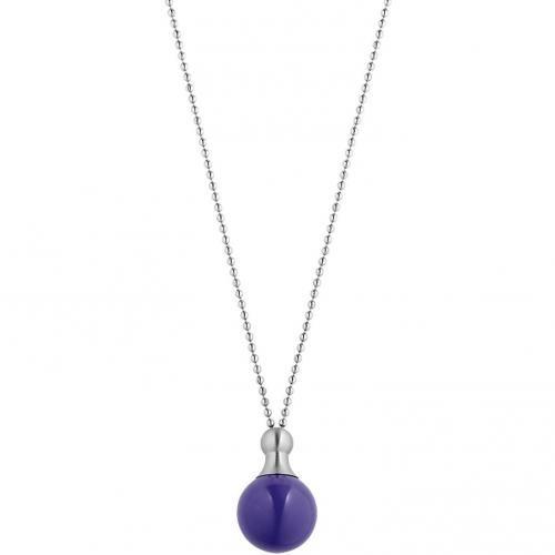 Xen Damen-Halskette Lila