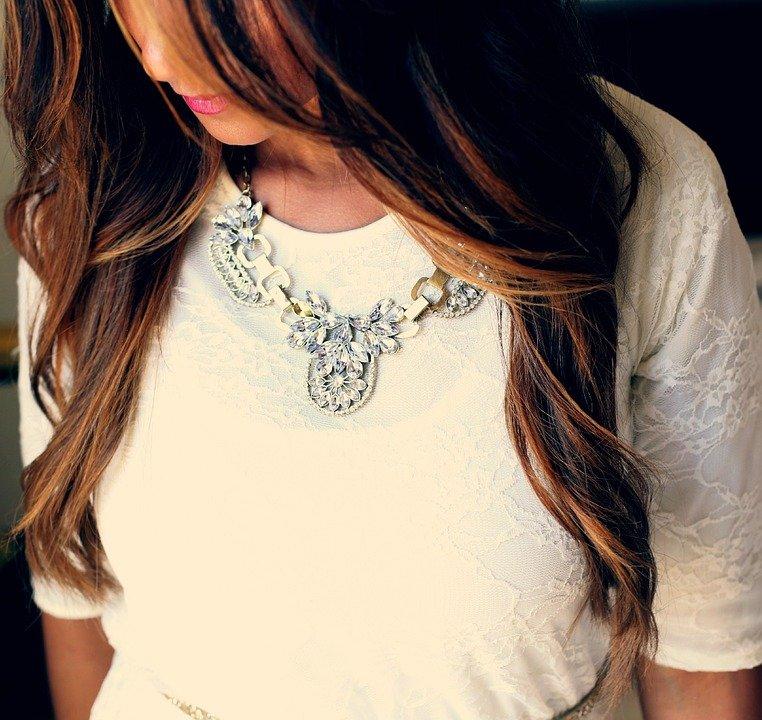 Designer Halsketten