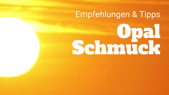 Opal Schmuck