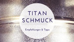 Titanschmuck