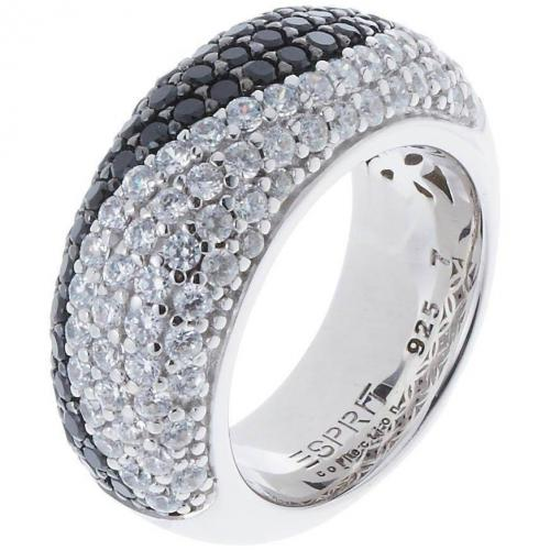 Ring anthrazitsilver von ESPRIT Collection