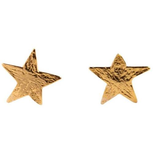 Gorjana ohrstecker small star gold le juwelier the
