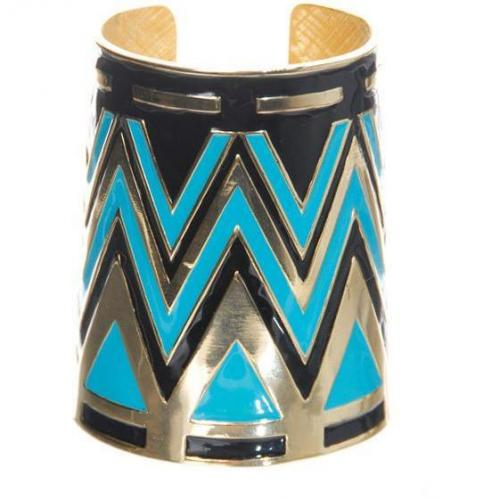 Tribal Blue von House of Harlow by Nicole Richie