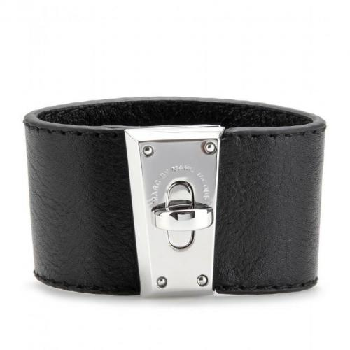 Intergalocktic Lederarmband von Marc by Marc Jacobs