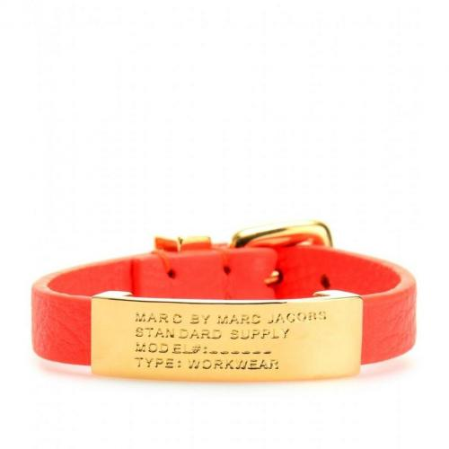 Standard Supply Lederarmband von Marc by Marc Jacobs