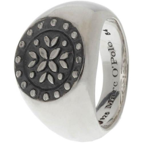 Ring silber Leafes von Marc O'Polo