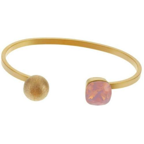 Natalia Armband gold/rose opal von sweet deluxe
